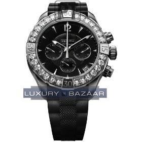 Defy Classic chronograph Lady 16.0506.4000/21.R642