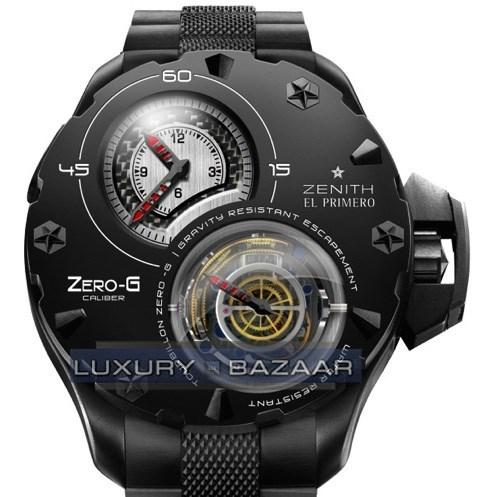Defy Xtreme Zero-G Tourbillon 96.0525.8800/21.M529
