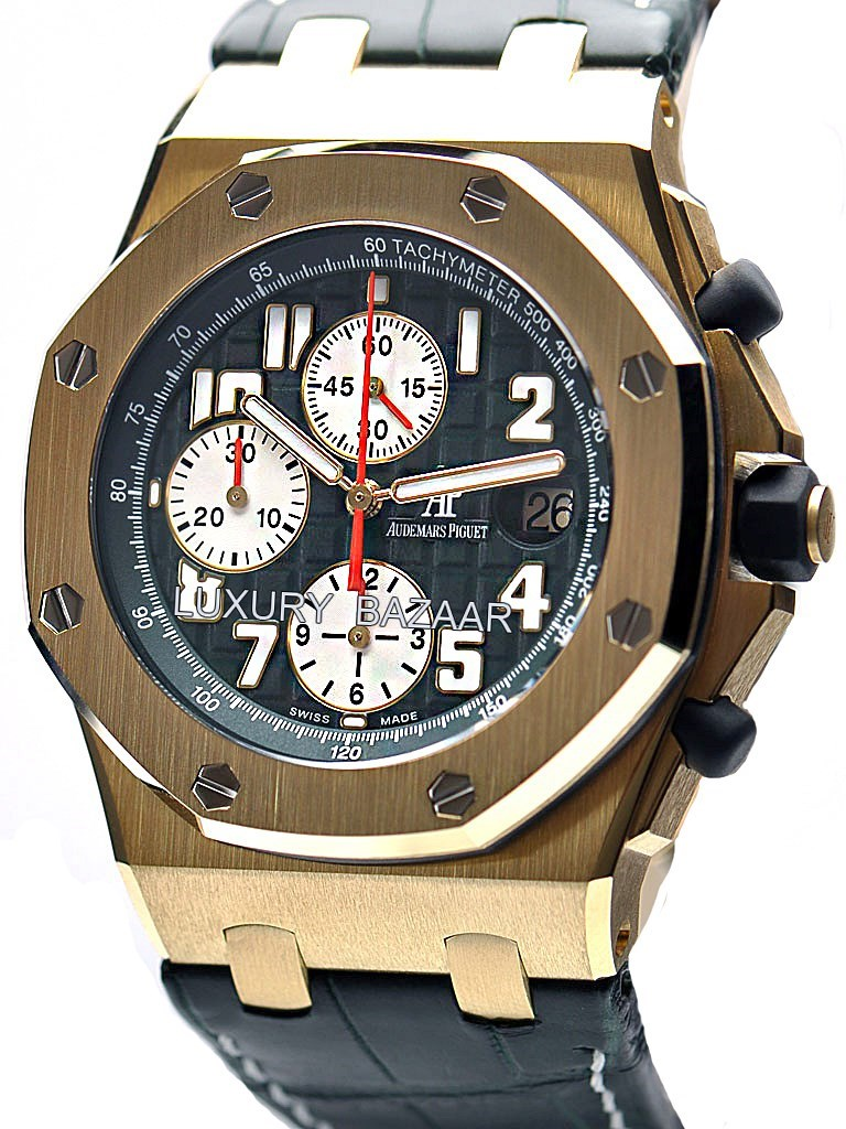 Royal Oak Offshore Monte Napoleone 26194BA.00.D03CR.01