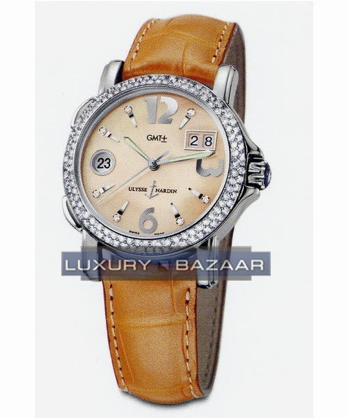 Dual Time Ladies 37mm 223-28/695