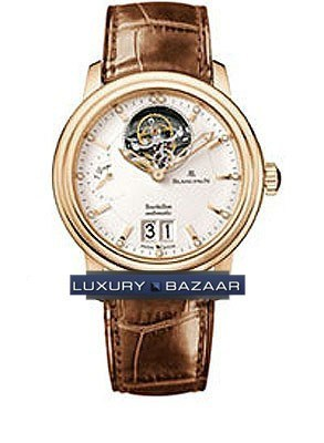 Leman Tourbillon Big Date 2825A-3642-53