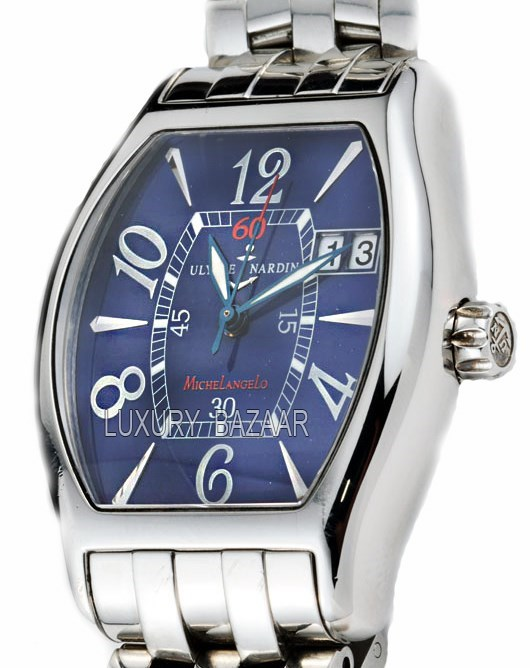 Michelangelo UTC Dual Time 37.1x35.1mm 223-68-7/583