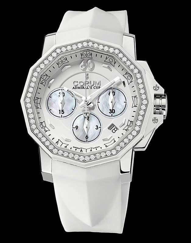 Admiral's Cup Chronograph Ladies 984.970.47/F379 PN35