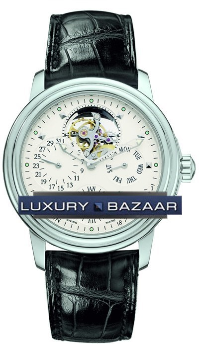 Leman Tourbillon with Perpetual Calendar 2625-1542A-53B
