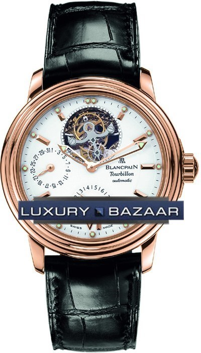 Leman Tourbillon with Power Reserve 2125-3618-53