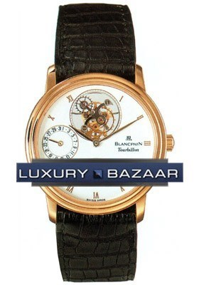 Leman Tourbillon with Power Reserve 0023-1418-55