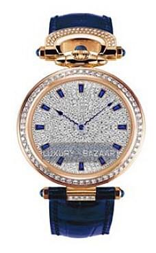 Fleurier 39 Amadeo Jewelry AF39011-SD123-2