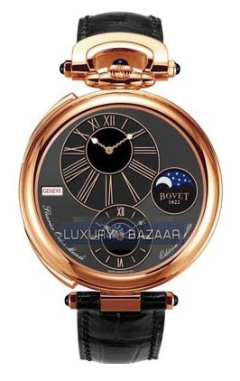 Fleurier 46 Orbis Mundi Moon Phase Amadeo AFOMP001