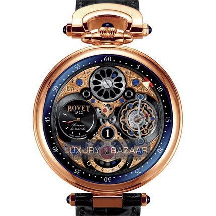 Fleurier 47 Tourbillon Jumping Hours Amadeo Limited Edition AIHS003