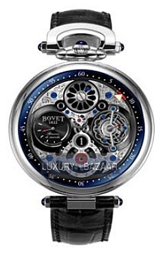 Fleurier 47 Tourbillon Jumping Hours Amadeo Limited Edition AIHS010