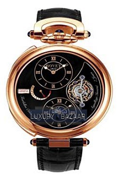 Fleurier 46 Tourbillon Orbis Mundi Amadeo Limited Edition AIOM005