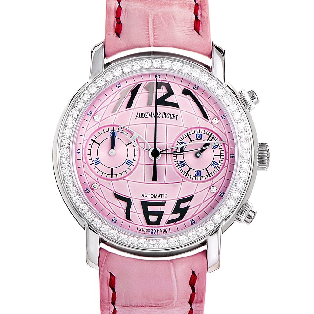 Jules Audemars Ladies Chronograph 26012BC.ZZ.D063CR.01