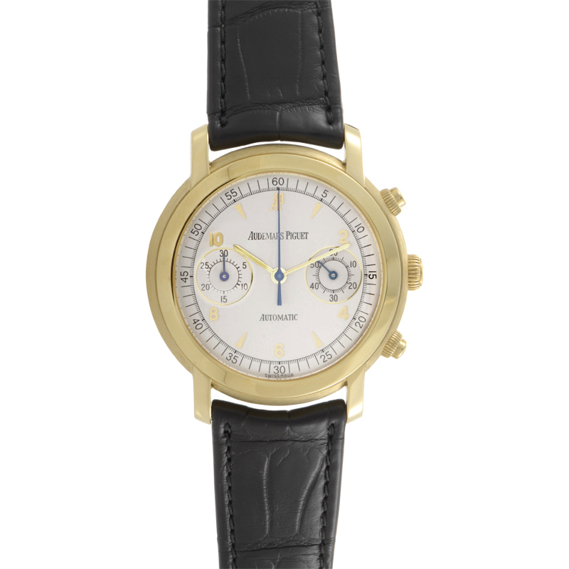 Jules Audemars Chronograph 25859BA.OO.D001CR.02