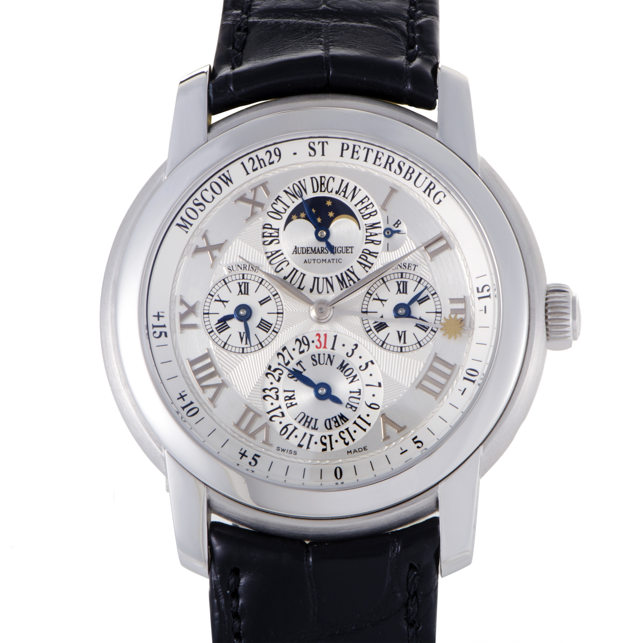 Jules Audemars Equation of Time Watch 26003BC.OO.D002CR.01