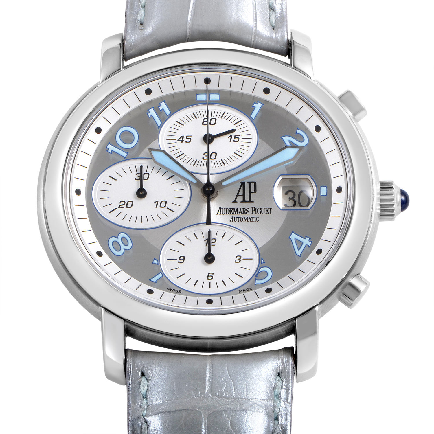 Millenary Chronograph Ladies 26011ST.OO.D007CR.01