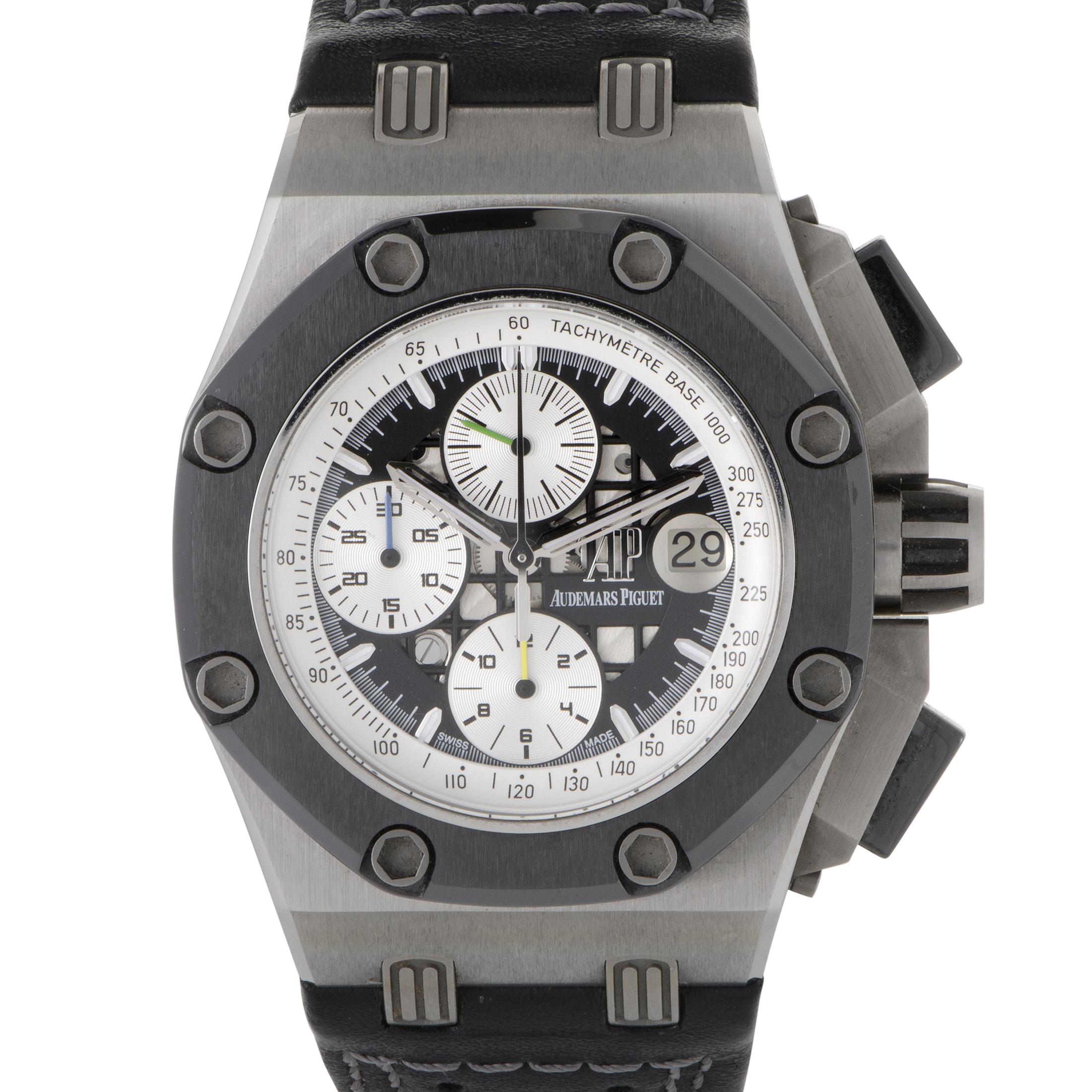 Audemars Piguet Royal Oak Offshore Rubens Barrichello II 26078IO.OO.D001VS.01