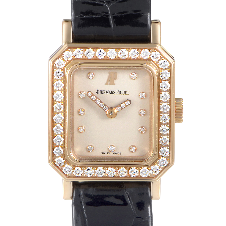 Classique Square Watch 77184OR.ZZ.D001CR.01
