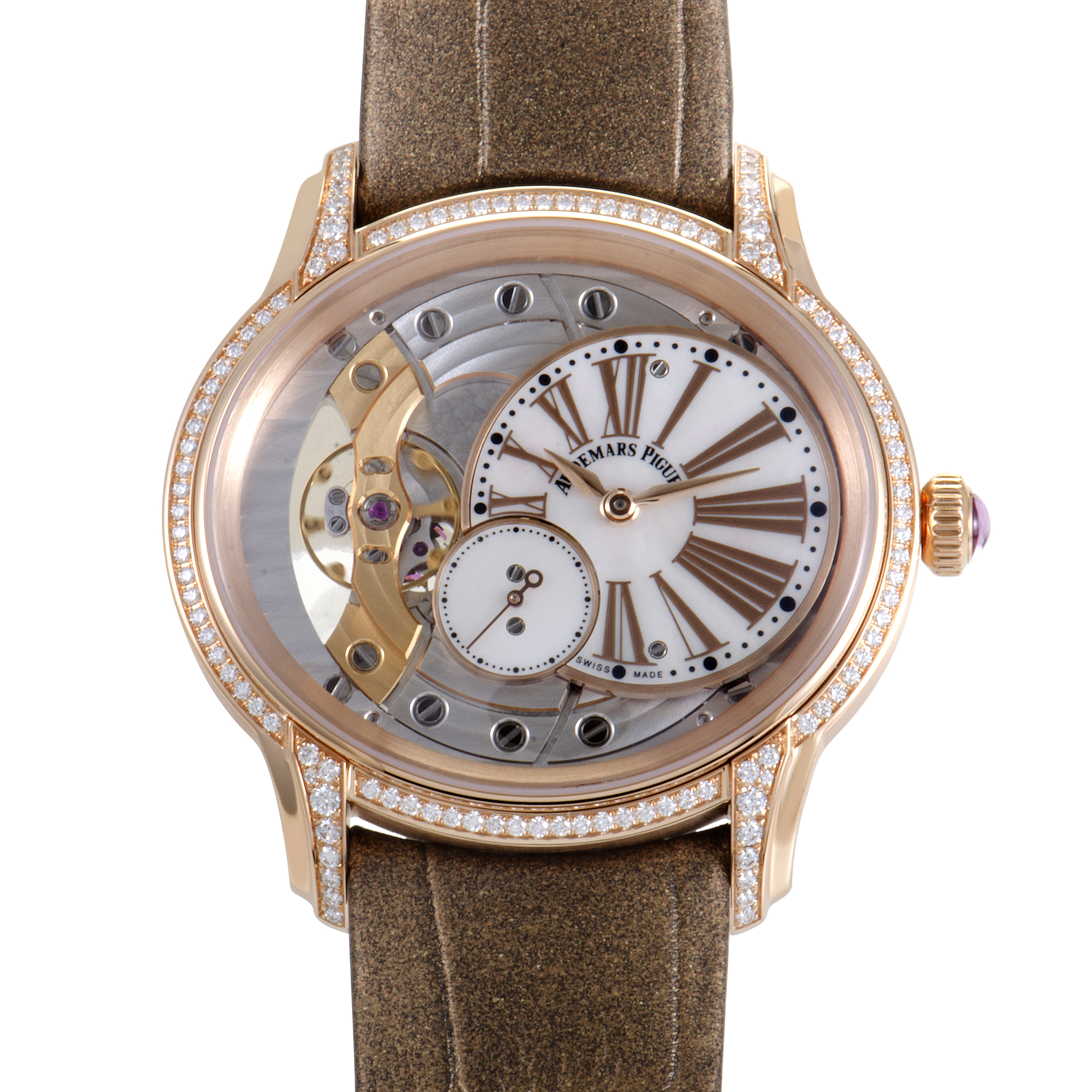 Millenary Hand-Wound 77247OR.ZZ.A812CR.01