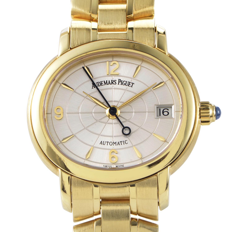 Millenary Women's Yellow Gold Automatic Watch 79349BA.OO.1136BA.02