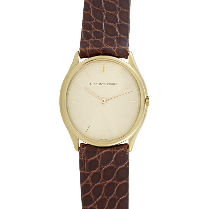 18K Yellow Gold Wristwatch 14459BA.OO.0002XX.01