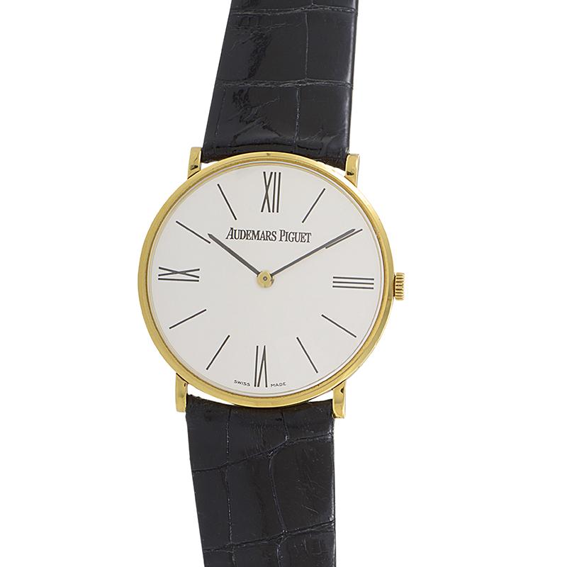 18K Yellow Gold Wristwatch 14667BA.OO.A001CR.01