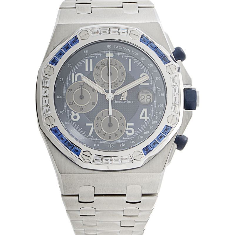 1998 Royal Oak Offshore Gem-Set Chrono 25862SC.ZS.1000ST.02.A