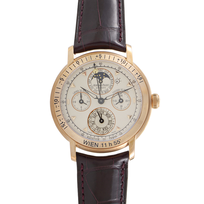 Jules Audemars Equation of Time 25934OR.OO.D067CR.01