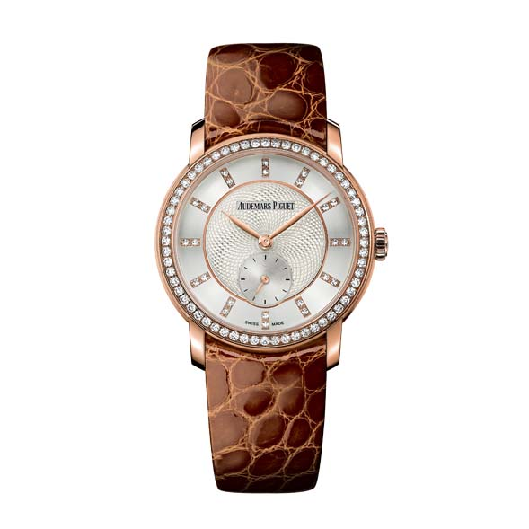 Ladies Jules Audemars Collection Small Seconds 77240OR.ZZ.A811CR.01