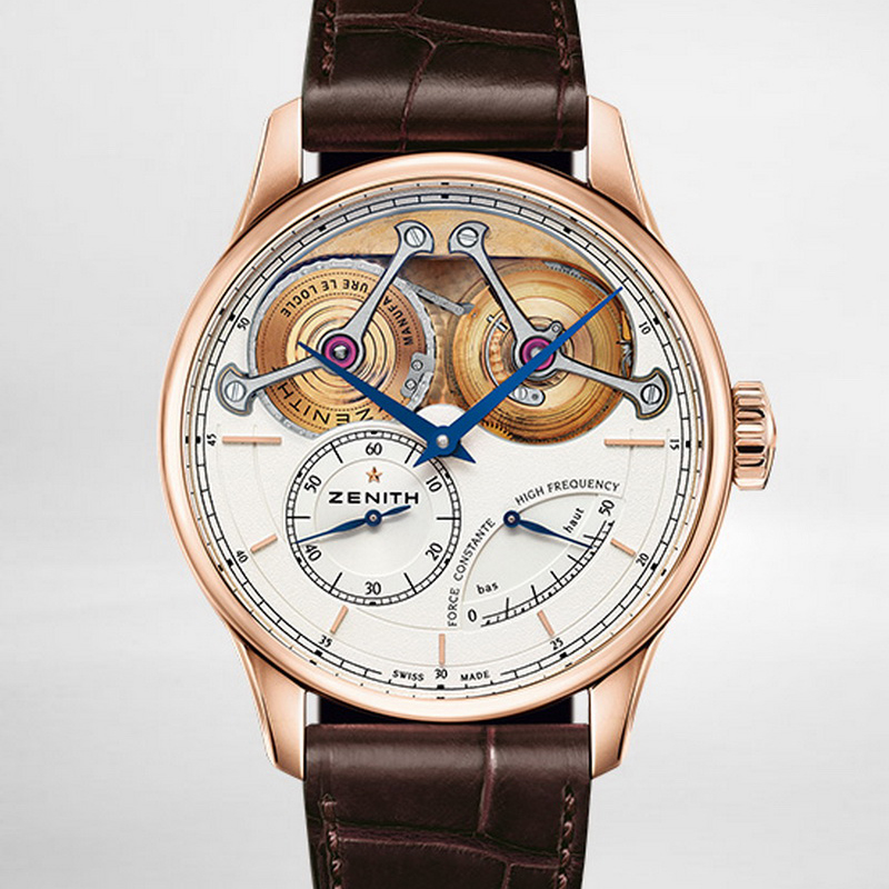 Academy Georges Favre-Jacot 18.2210.4810/01.C713 (Rose Gold)