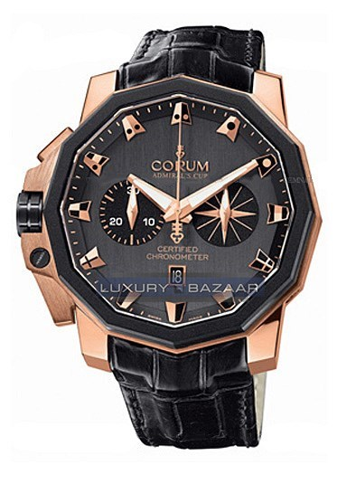 Admiral's Cup Chronograph 50 LHS 753.231.91/0F81 AN32