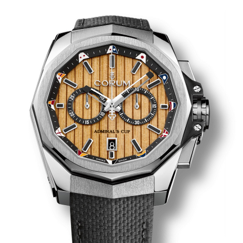 Admiral's Cup AC-One 45 Chronograph 116.101.20/F249 TB20 (Stainless Steel)