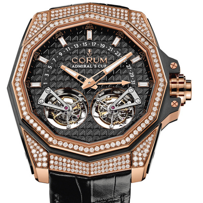 Admiral's Cup AC-One 45 Double Tourbillon 108.109.85/0F01 AN91