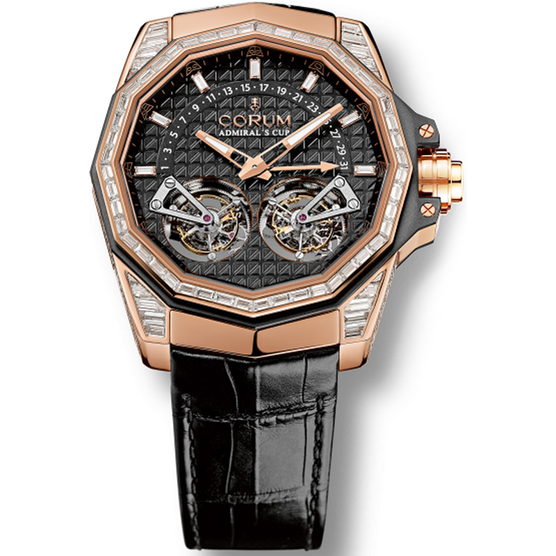 Admiral's Cup AC-One 45 Double Tourbillon 108.119.85/0F01 AN91