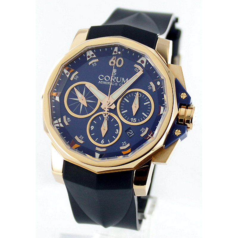 Admiral's Cup Challenger 44 Chronograph 753.693.55/F373 AB82