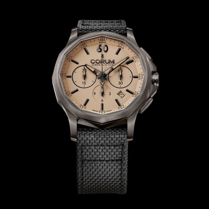 Admiral's Cup Legend 42 Chronograph 984.102.98/0603 AC13