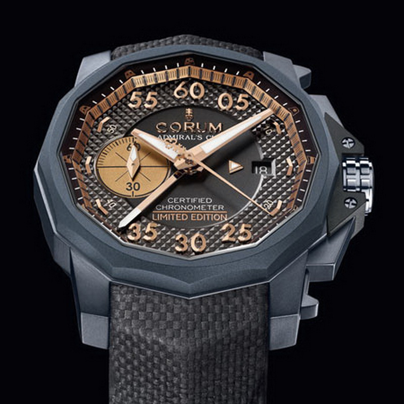 Admiral's Cup Seafender 48 Chrono Bol d'Or Mirabaud 960.101.76/0231 AN15