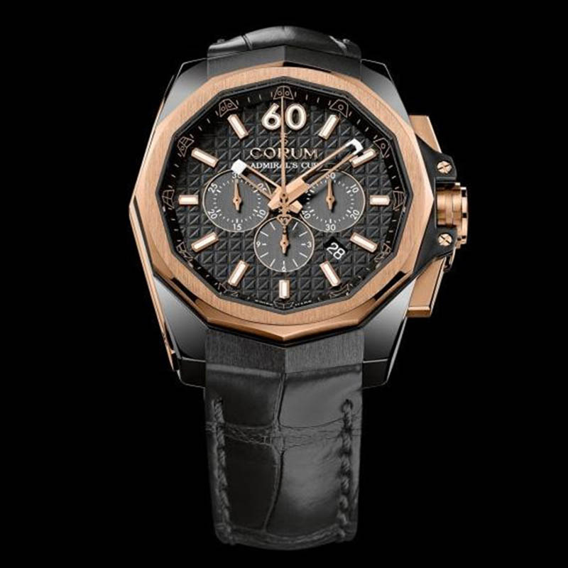 Admiral's Cup AC-I 45 Chronograph 132.201.86/0F01 AN11