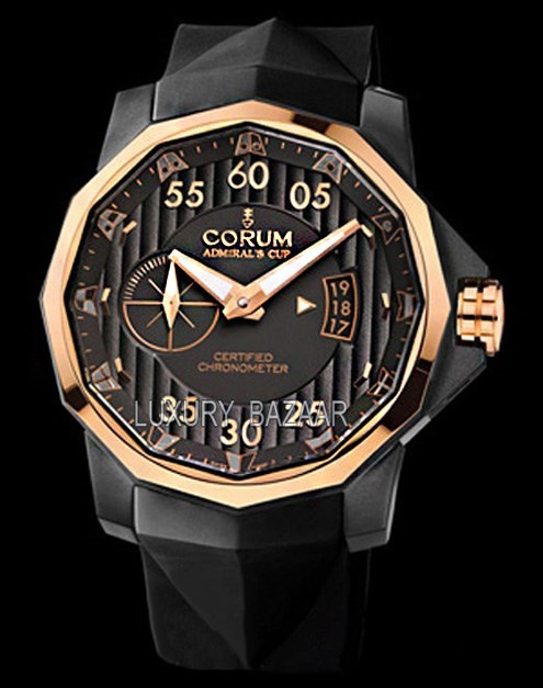 Admiral's Cup Challenger 48 Chronograph 947.951.86/0371 AK34