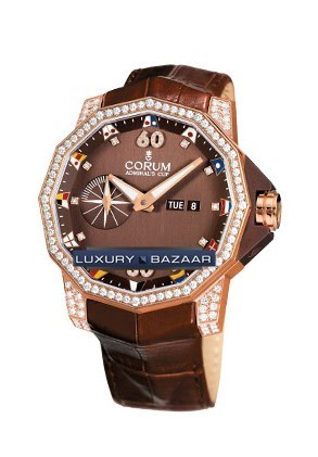 Admirals Cup Competition 48 (RG-Diamonds / Brown / Leather)