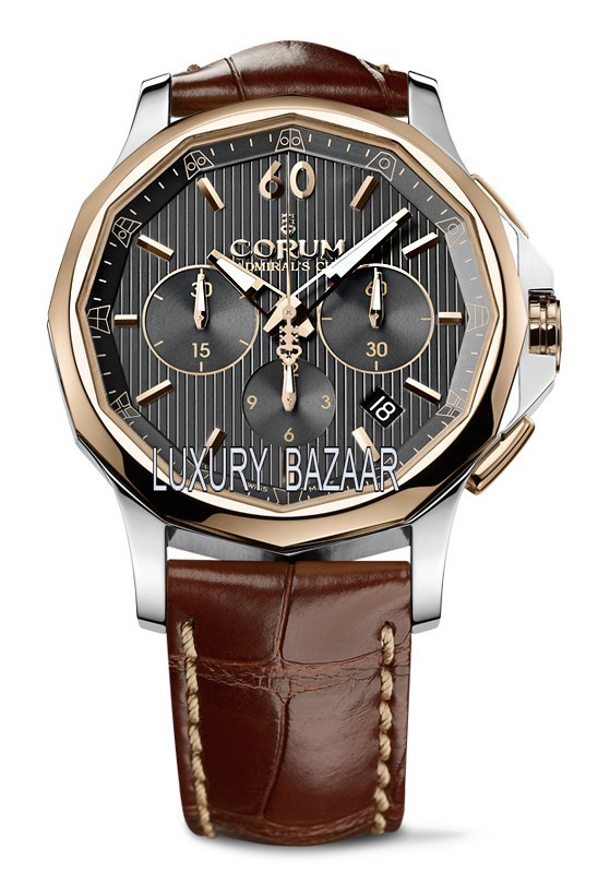 Admiral's Cup Legend 42 Chronograph 984.101.24/0F02 AN11