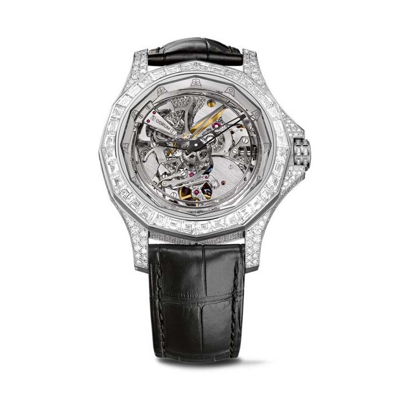Admiral's Cup Legend 46 Minute Repeater Acoustica 102.109.69/0001 AK12