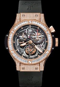 Aero Bang Bigger Bang Jewellery Tourbillon 308.PX.130.RX.094