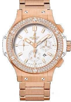Big Bang Red Gold Diamonds Bracelet 301.PE.2180.PE.1104