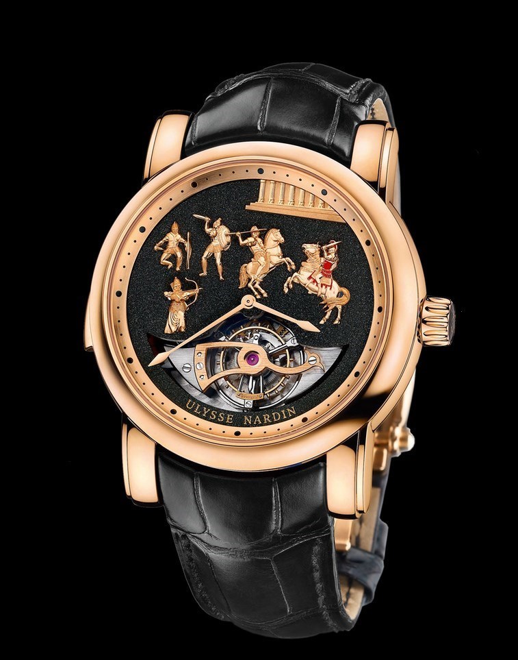 Alexander the Great Minute Repeater 44mm 786-90