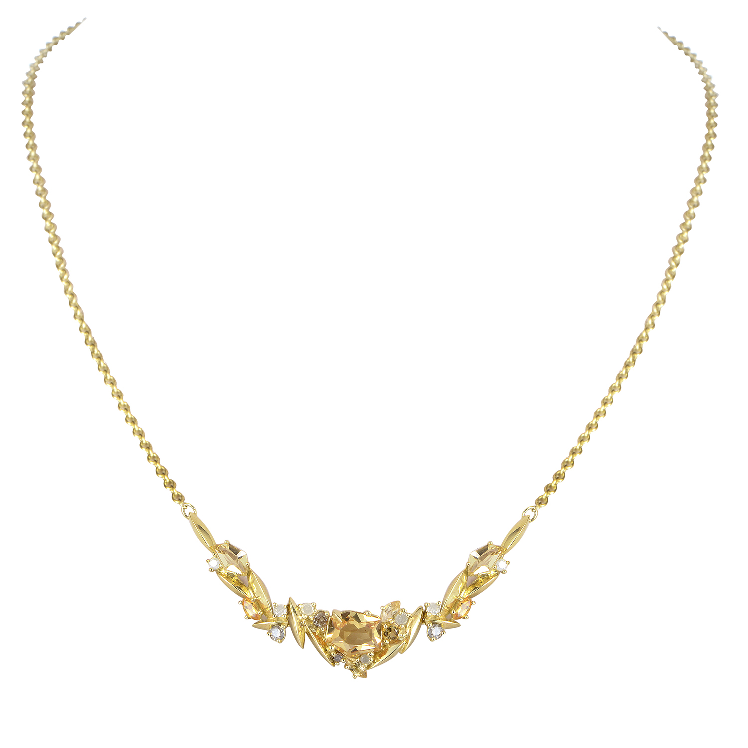 Alexis Bittar 18K Yellow Gold