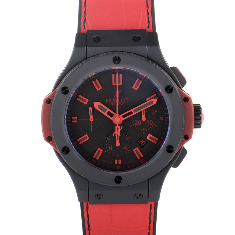 Big Bang All Black Red 44mm 301.CI.1130.GR.ABR10