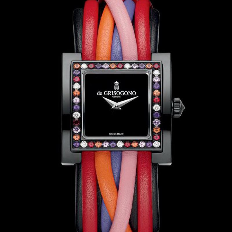 Allegra Watch ALLEGRA ACIER S12 (PVD Stainless Steel)