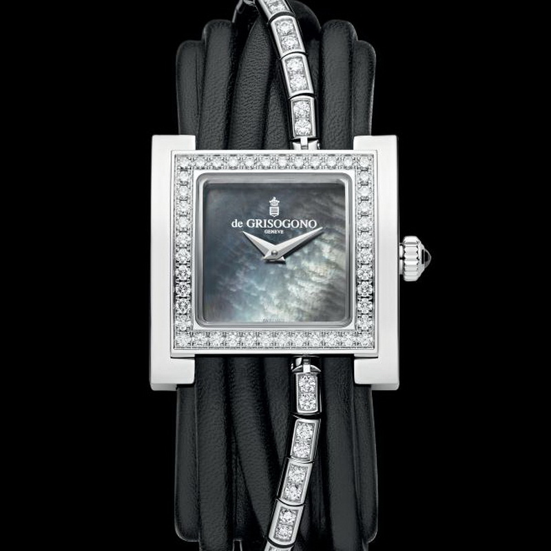 Allegra Watch ALLEGRA S06 1B (White Gold)