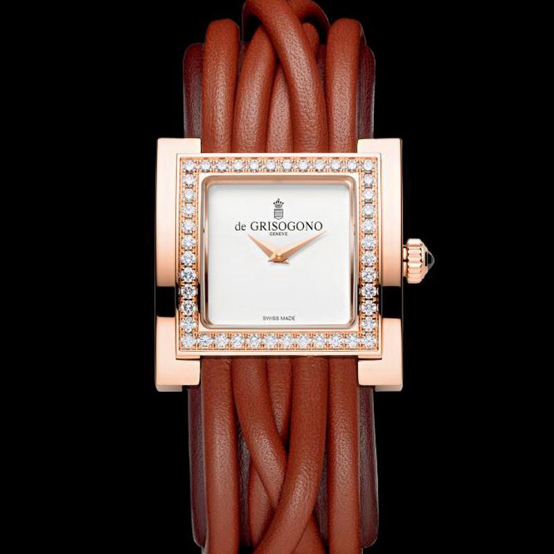 Allegra Watch ALLEGRA S10 (Rose Gold)