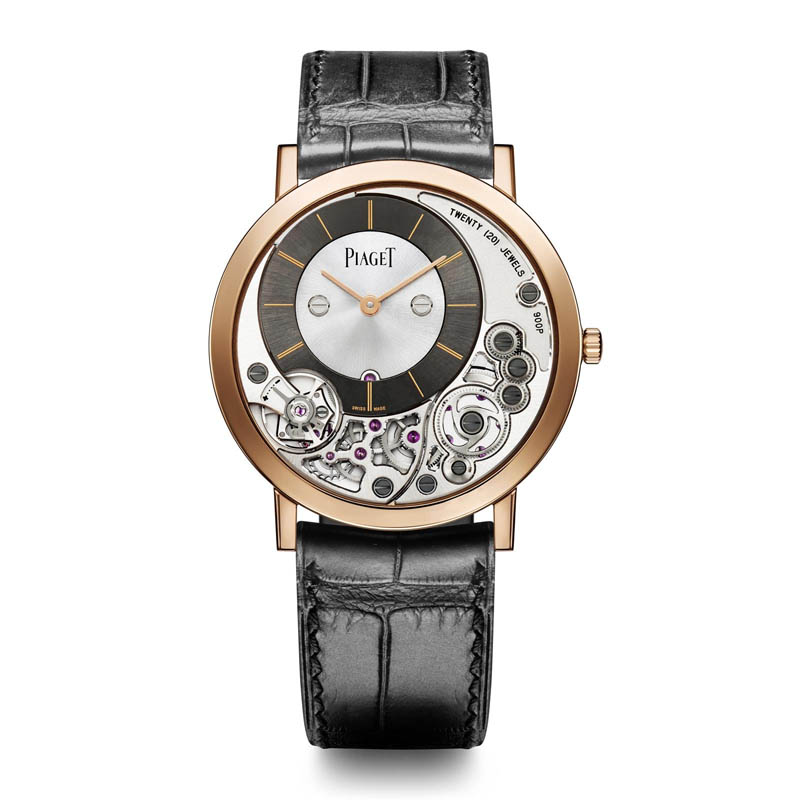 Piaget altiplano 900p g0a39110 luxury bazaar for Altiplano watches